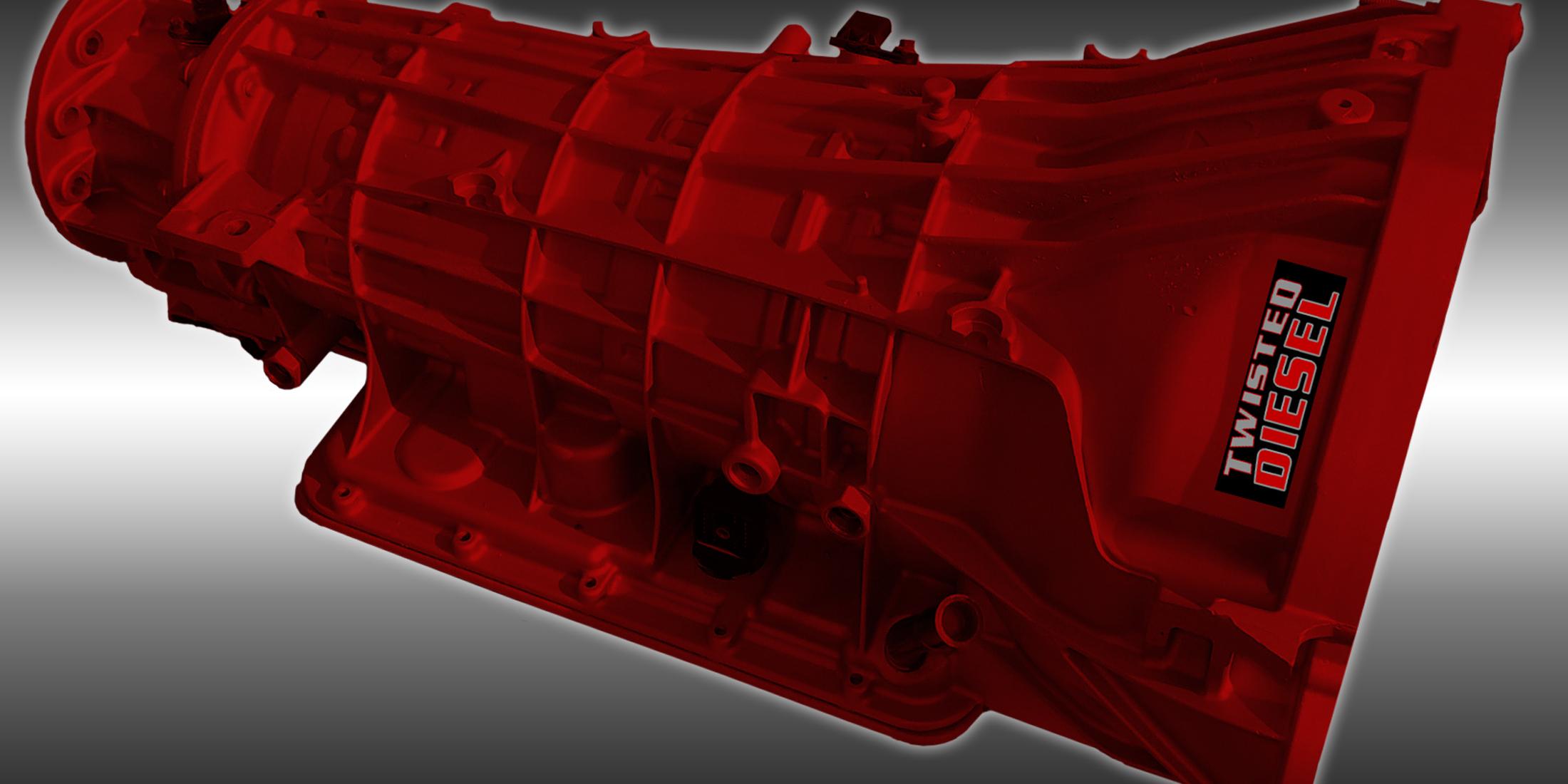 Twisted Diesel DIESEL TRUCK TRANSMISSIONS